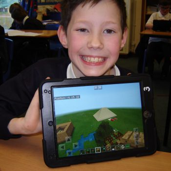 Year 4 Computing Creating An Egyptian World Using Minecraft