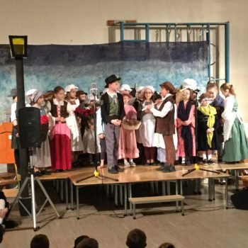 Year 4 Oliver Twist Production (2)