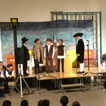 Year 4 Oliver Twist Production