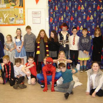 Year 4 World Book Day
