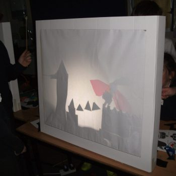 Year 4 And Year 3 Norwich Puppet Theatre Shadow Puppet Day